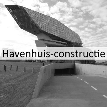 Port House – construction