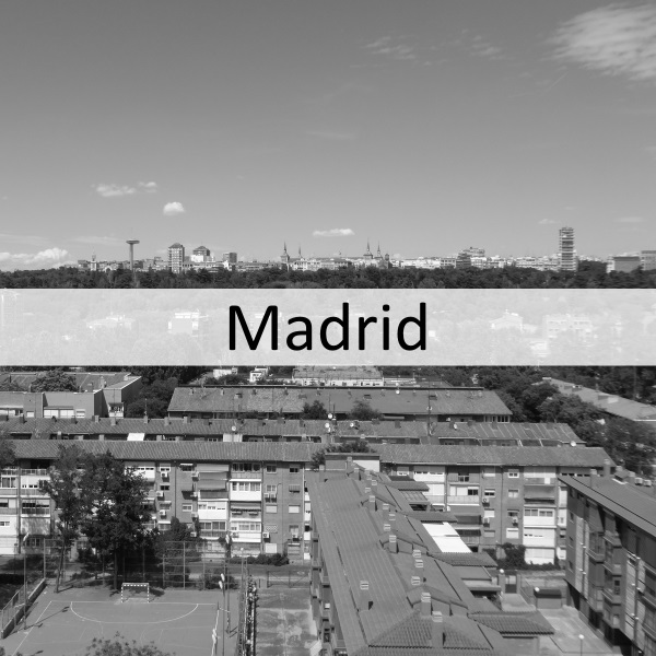 Architecture Madrid – photo report