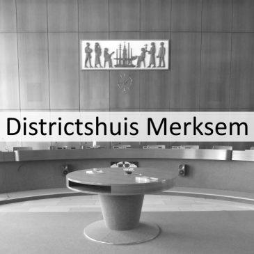 Districtshuis Merksem – interieur van De Coene
