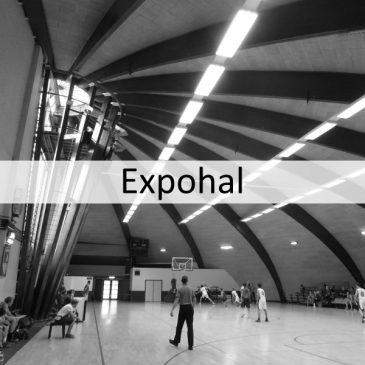 Expohal te Deurne gebouwd door De Coene