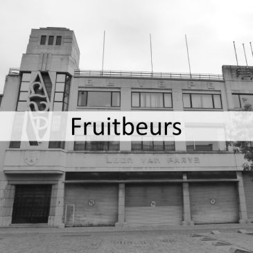 Belgische Fruitbeurs – art deco op het Eilandje
