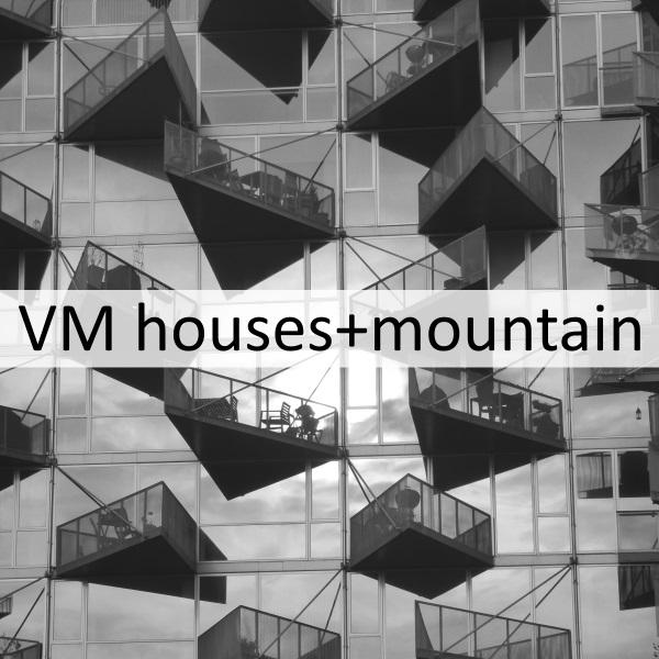 VM houses + VM mountain – 2 projects by BIG in Copenhagen