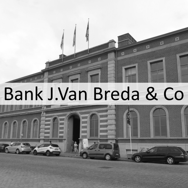 Bank J. Van Breda – from old station to bank