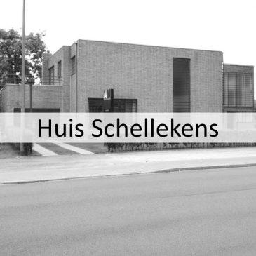 Huis Schellekens – modernism in Turnhout
