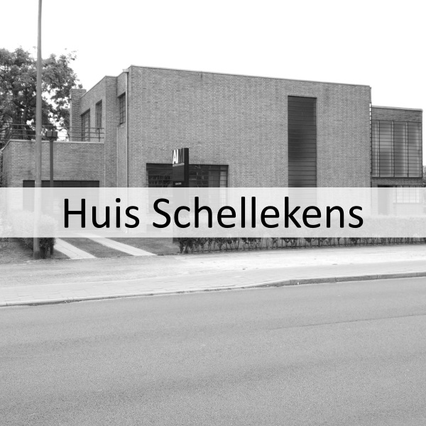 Huis Schellekens Turnhout - titel