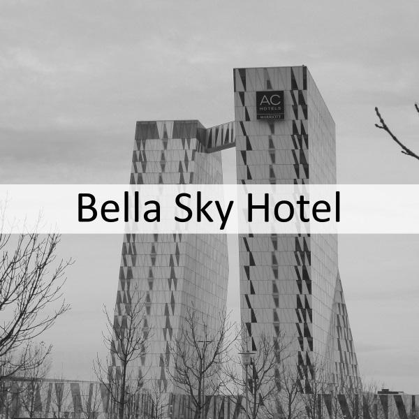 Bella Sky Hotel Denmark – the biggest hotel in Scandinavia