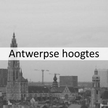 Hoogte van de Antwerpse gebouwen