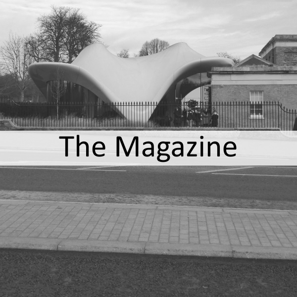 The Magazine Restaurant – expansion of the Serpentine Sackler Gallery by Zaha Hadid