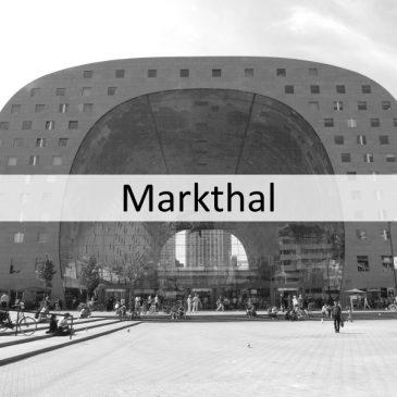 Markthal te Rotterdam – het grootste kunstwerk ter wereld