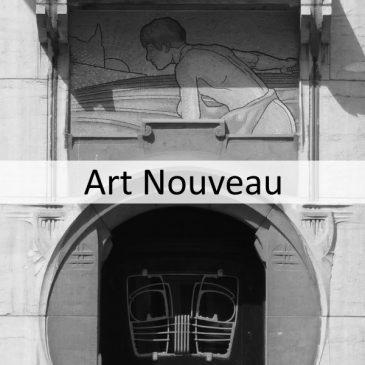 Art Nouveau in Antwerpen