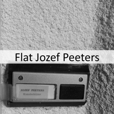 Atelierflat Jozef Peeters – een kleurrijk appartement