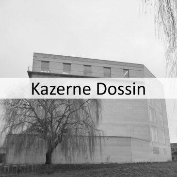 Kazerne Dossin – memoriaal museum