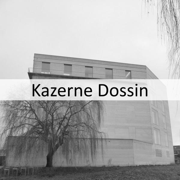 Kazerne Dossin Mechelen - titel