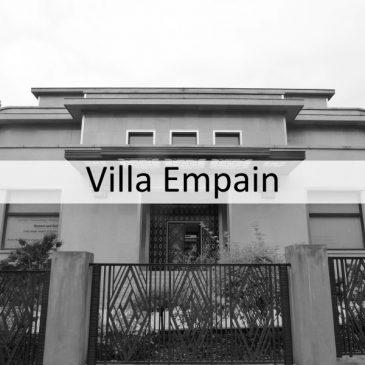 Villa Empain – art deco in Brussel