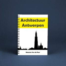 Book 'Architectuur Antwerpen' (Dutch)