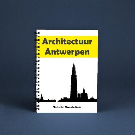 Architectuur Antwerpen boek