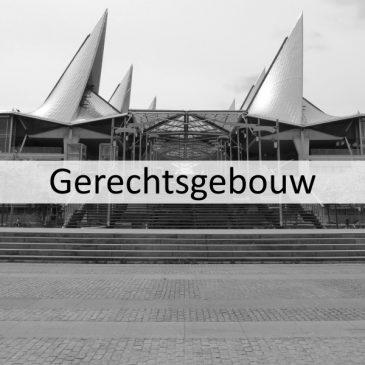 Gerechtsgebouw Antwerpen – het vlinderpaleis