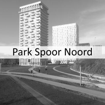 Park Spoor Noord – van treinen naar fietsers