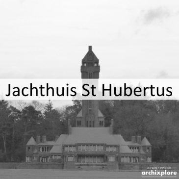 Jachthuis Sint-Hubertus – buitenverblijf voor Kröller-Müller