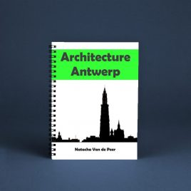 Boek 'Architecture Antwerp' (English)