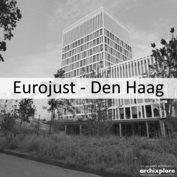 Eurojust Hoofdkwartier in Den Haag