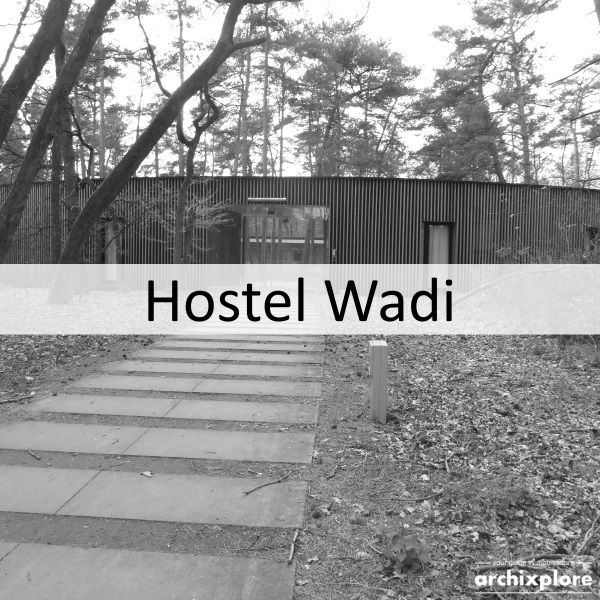 Hostel Wadi – circle in the woods