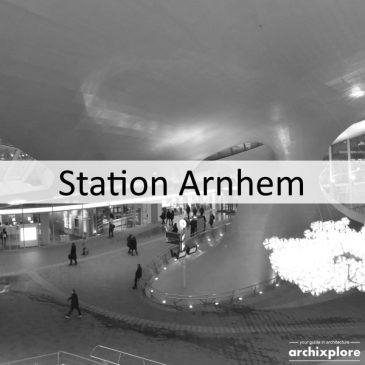 Centraal Station Arnhem