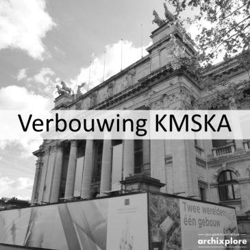 Verbouwing van het KMSKA – klaar voor de 21e eeuw