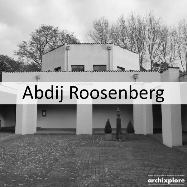 Roosenberg Abbey by Dom Hans van der Laan