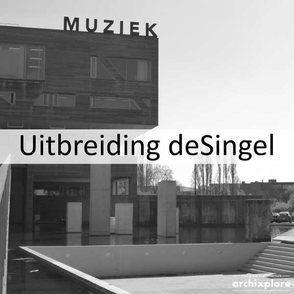 Extension campus deSingel