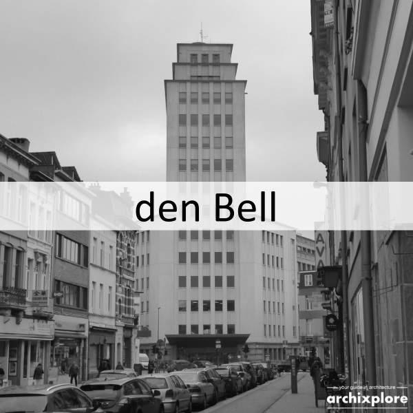 den Bell tower