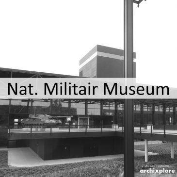 Nationaal Militair Museum in het Nederlandse Soest