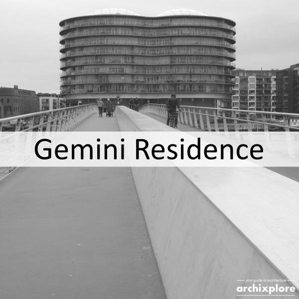 Gemini Residence in Copenhagen