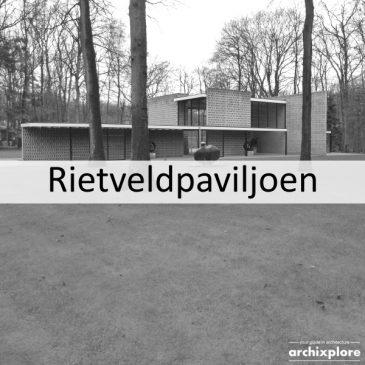 Rietveldpaviljoen te Kröller-Müller Museum
