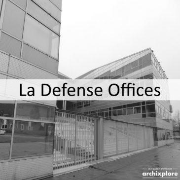 La Defense Office – kleur in het kantoor