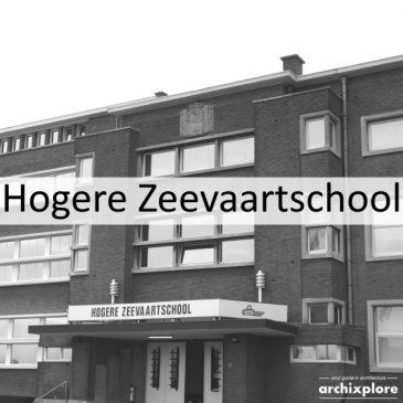 Hogere Zeevaartschool – Hogeschool in de bocht van de Schelde