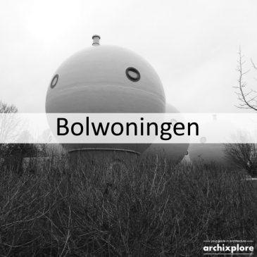 Bolwoningen in 's Hertogenbosch