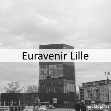 Euravenir – toren in Euralille