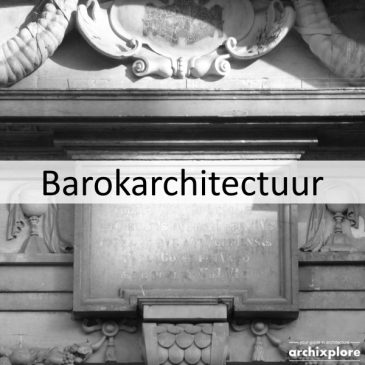Barokarchitectuur in Antwerpen