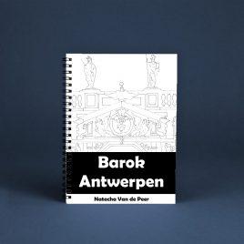 Boek 'Barok Antwerpen'