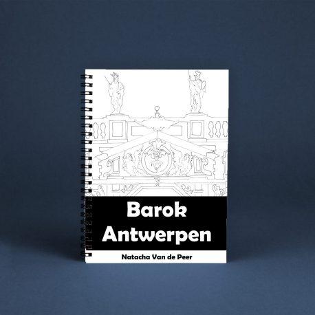 Boek Barok Antwerpen