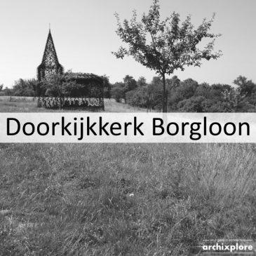 Reading between the lines of de doorkijkkerk te Borgloon