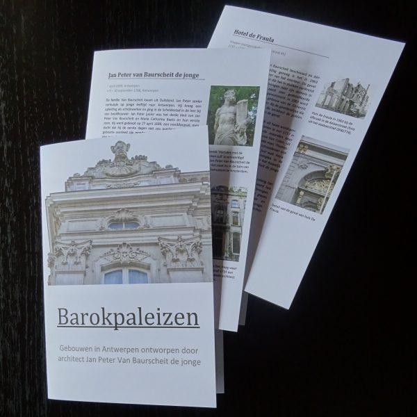 Barokpaleizen - wandeling - Natacha Van de Peer