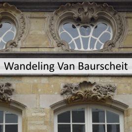 Wandeling Barokpaleizen – langs de barokpareltjes van architect Van Baurscheit