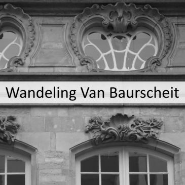 Barokpaleizen – wandeling langs de barokke gebouwen van architect Van Baurscheit