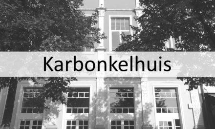 Karbonkelhouse on the Groenplaats