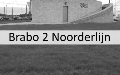 Brabo 2 project Noorderlijn – Straatsburgbrug