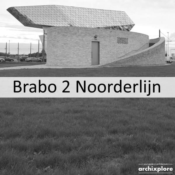 Brabo 2 Noorderlijn Straatsburgbrug - titel