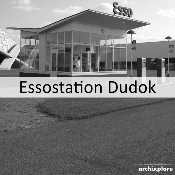 Tankstation Esso Dudok - titel