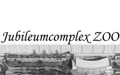 Opfrisbeurt Jubileumcomplex ZOO Antwerpen